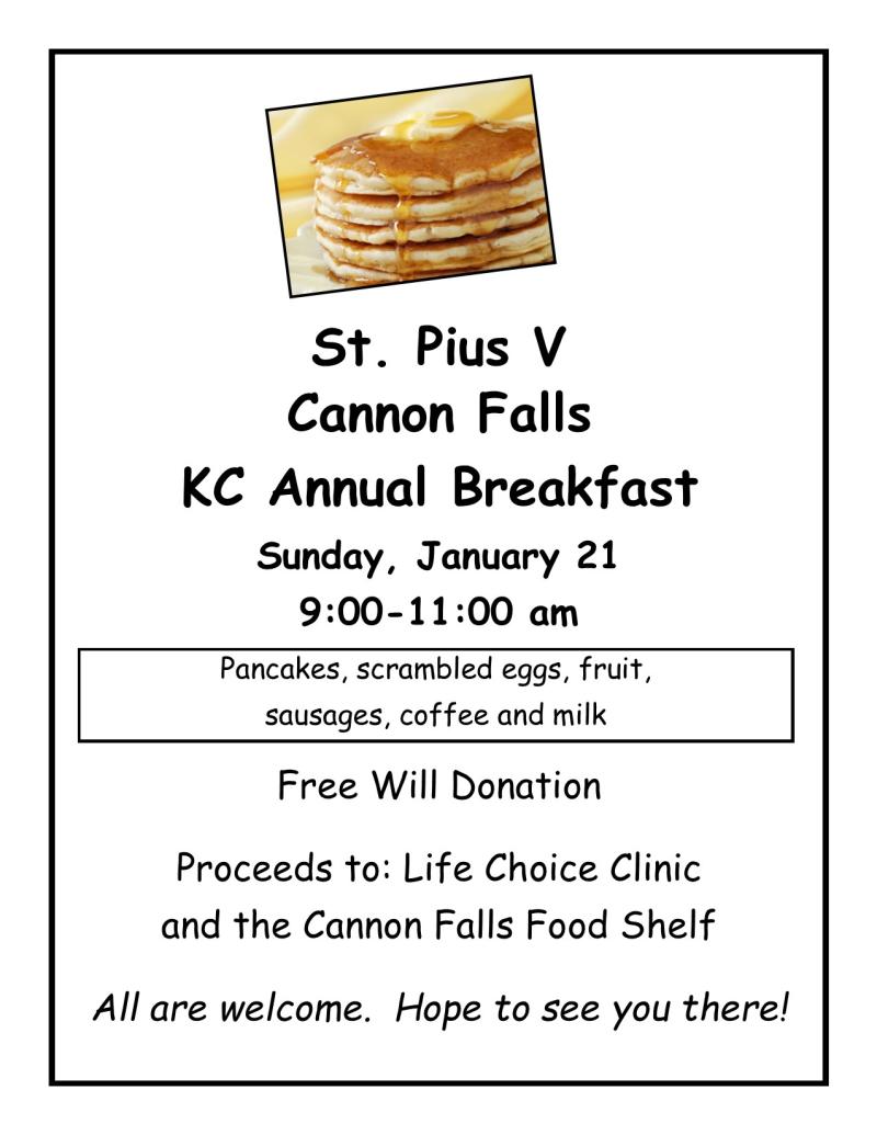 KC Breakfast Flyer