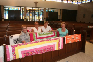 Quilt makers